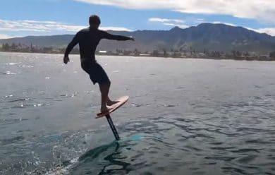 Paddle Surf Foil – Qué es y porque tiene tanto éxito