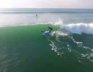 PADDLE SURF OLAS